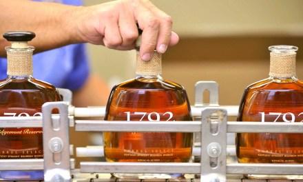 Kentucky: 10 millones de barriles envejecidos de Bourbon y licores destilados