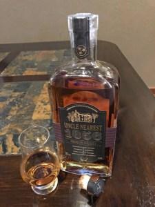 uncle-nearest whisky americano