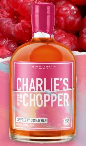 Charlie's Chopper destilería