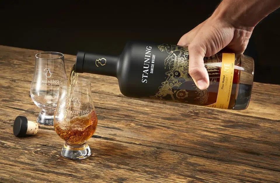Stauning, whisky de estilo nórdico en Reino Unido en 2020