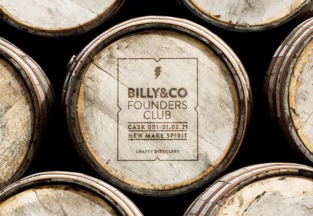 Crafty Distillery y Billy & Co, de ginebra a whisky escocés