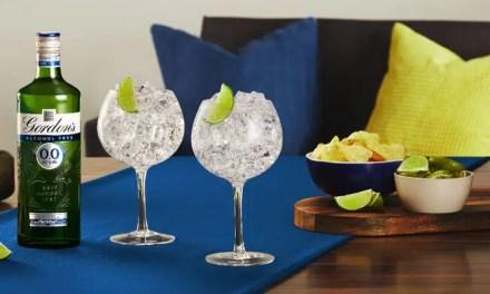 Gordon's 0,0% de alcohol, una reciente creación de Diageo