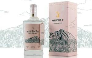 Version Blanco del Tequila Mijenta