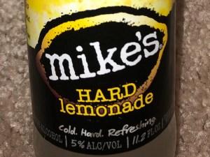 Bavaria Mikes hard limonade