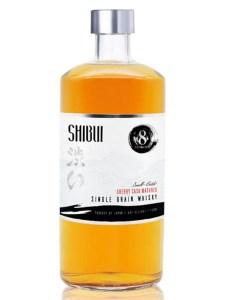 Shibui Single grain amall batch 8YO