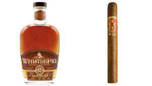 WHISTLEPIG OLD WORLD RYE + FUENTE FUENTE OPUSX