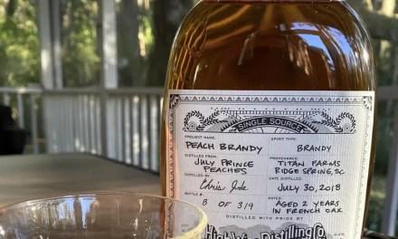 Brandy de melocotón, una novedad 200 años después