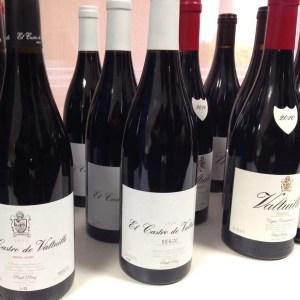 La elaboración de vino