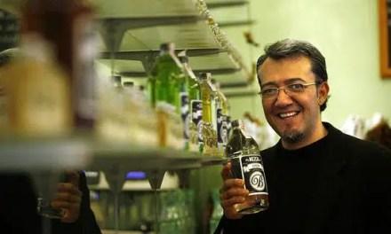 """La Mezcalería de Madrid: """"El primer trago sabe a fuego"""""""