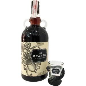 The Kraken es un ron importado