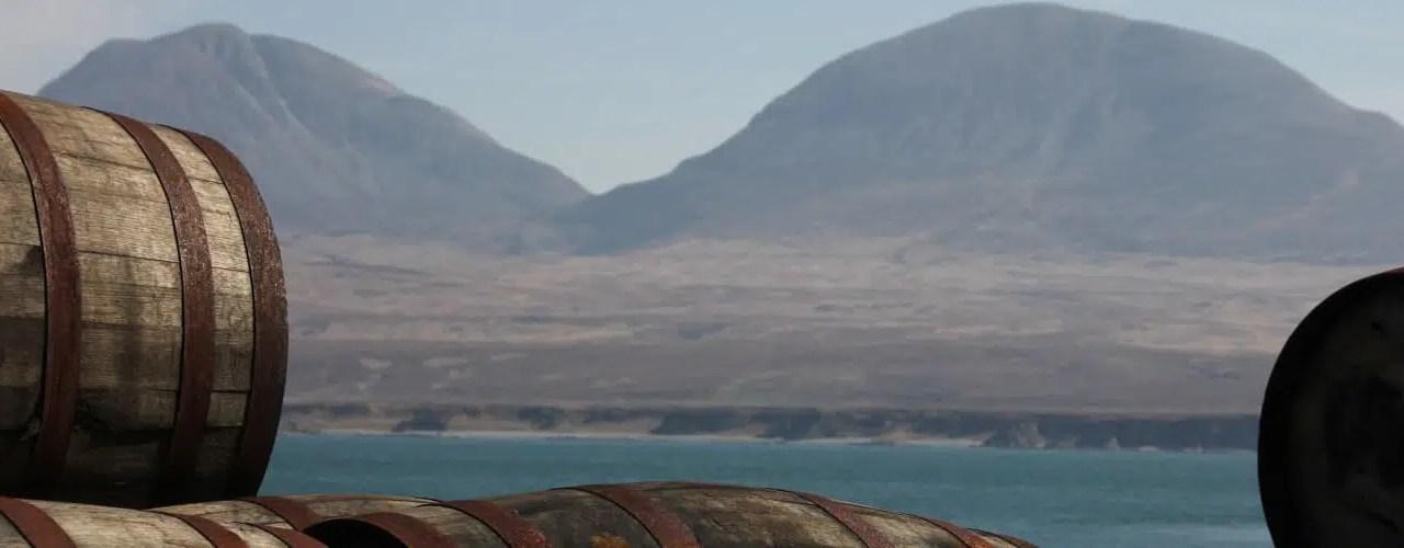 Electricidad renovable en destilerías de whisky escocés