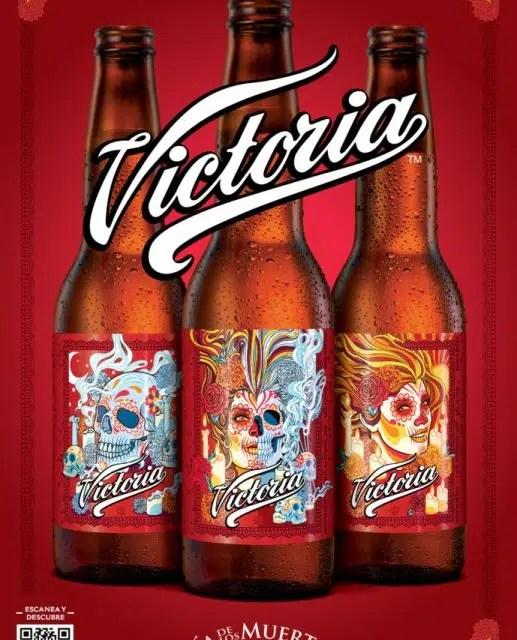 Cerveza Victoria: campaña para celebrar el Día de Los Muertos