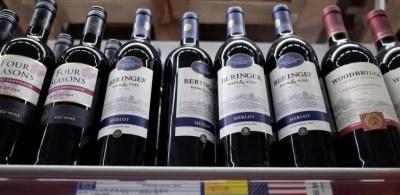 impuesto del 25% a determinados vinos importados