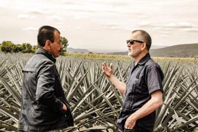 Tomás Estes y Carlos Camarena