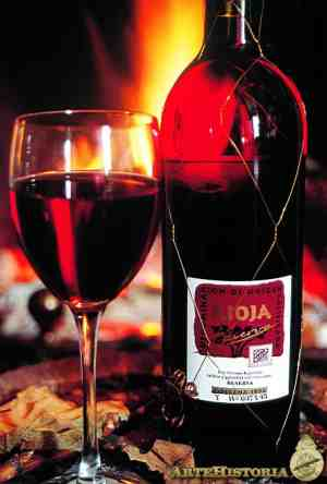 La selección de vinos de Rioja