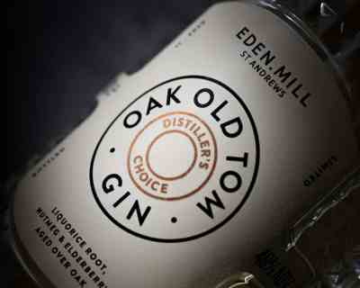 La ginebra Oak Old Tom