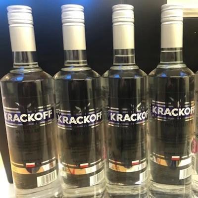 vodka Krackoff