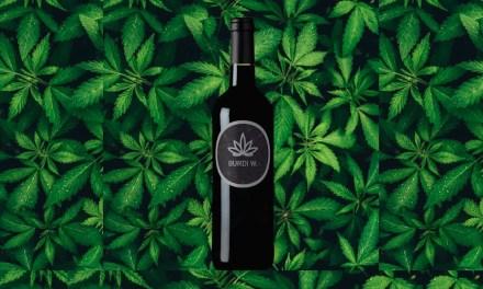 Burdi W: vino de Burdeos aromatizado con cannabis en bodega francesa