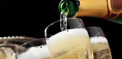 Las burbujas en un vino