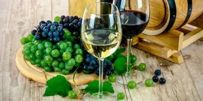 vino seco y vino dulce