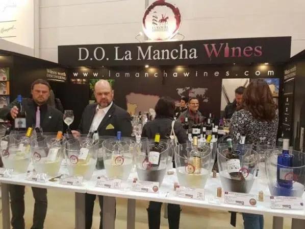 La Mancha en 2020 vendió 73 millones de botellas de vino