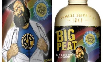 Big Peat Heroes dedica whisky a los heroes de la pandemia