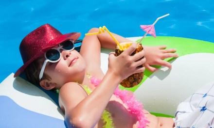 7 ejemplos de cócteles para niños, obvio, sin alcohol