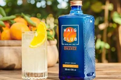 Haig Club Orange