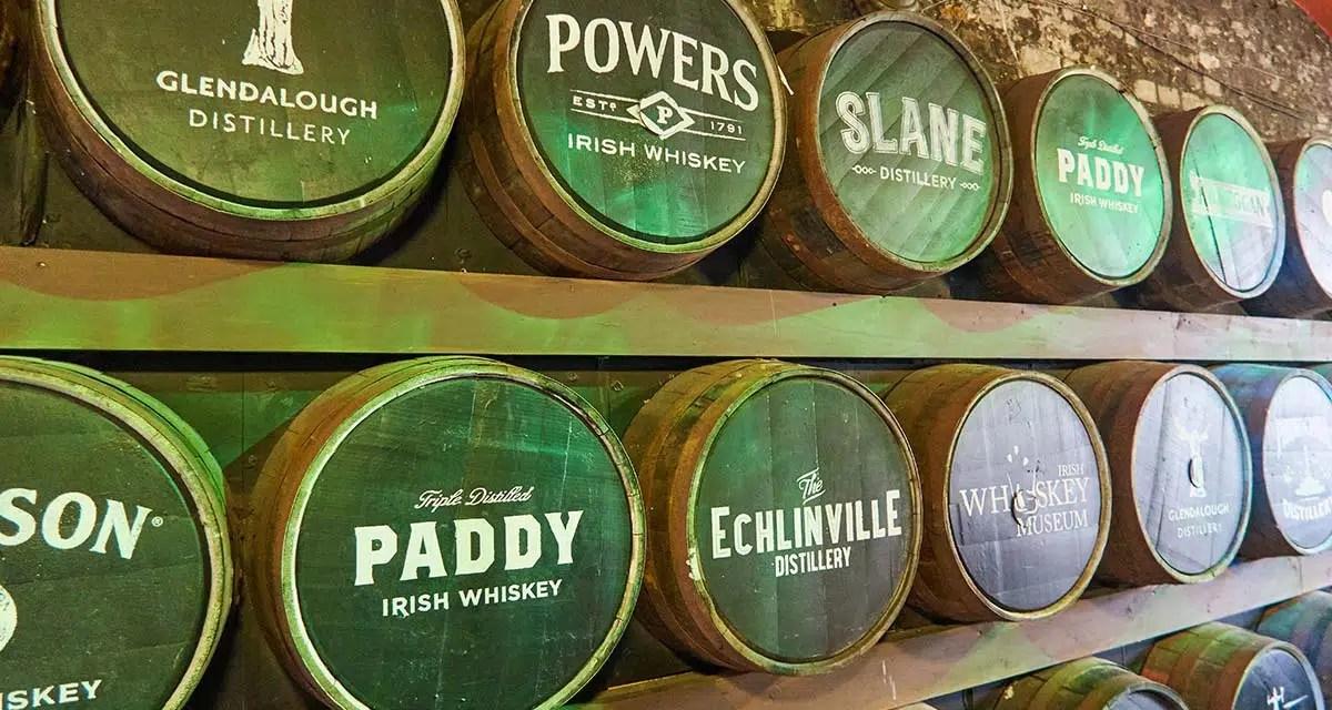 El Whiskey Irlandés y su renacer mundial en 2021