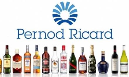 Las restricciones de edad en etiquetas de Pernod en 2021
