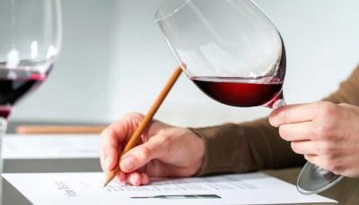 El olfato y el vino
