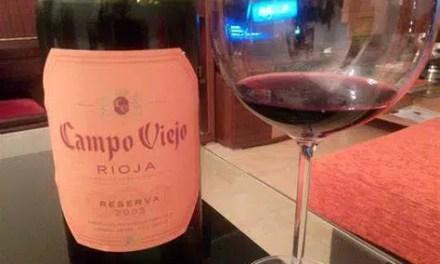 Campo Viejo Reserva: una manera de traer a casa un excelente vino