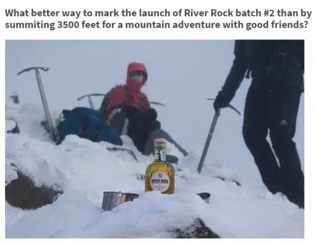 promoción de River Rock