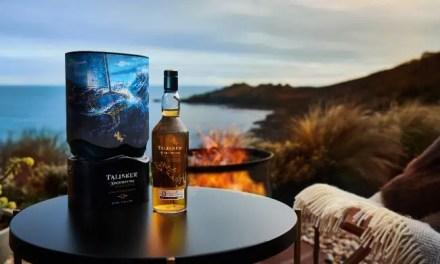 Talisker presenta whisky de malta única de 43 años