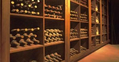 Almacenamiento del vino