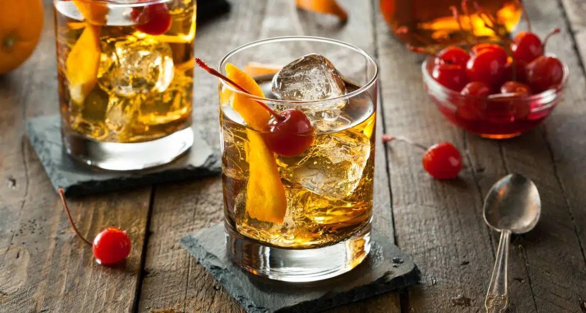 El Old Fashioned: elpadre de los cócteles