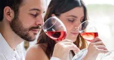 El diálogo del olfato con el vino