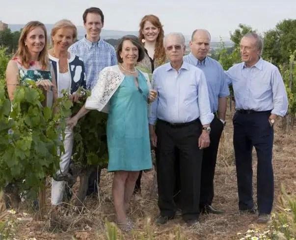 Familia Torres celebra su 150 aniversario con el galardon de Número 1 como mejores marcas de vino del mundo 2021