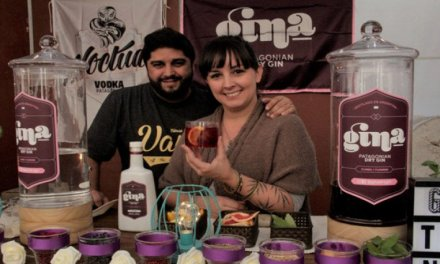 El gin neuquino Gina reconocido como el 1 sobre los mejores destilados del mundo