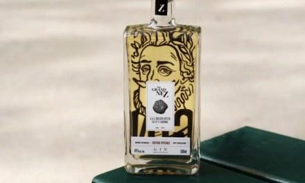 Grand Nez propone la 1.ª ginebra francesa de trufa