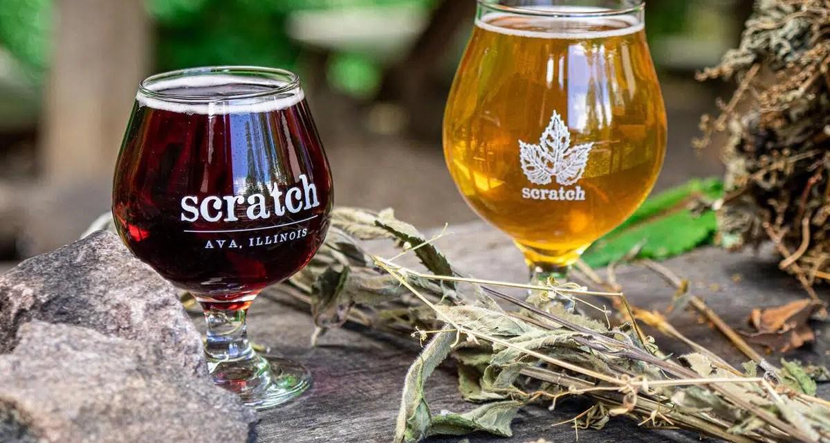 Cerveza de granja de Scratch: ¿Cómo los ingredientes de la tierra fomentan los sabores únicos?