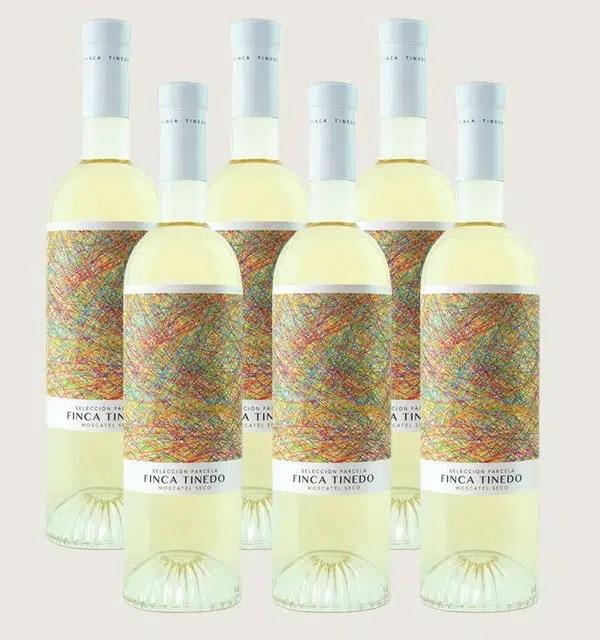 Finca Tinedo reaparece en el mercado español con su vino de parcela Moscatel Seco 2020