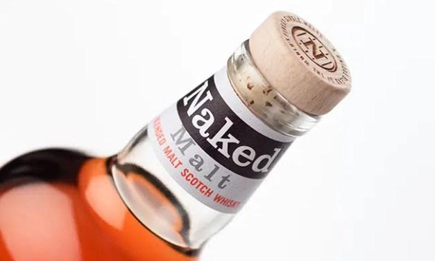 Naked Malt es el nuevo nombre de Famous Grouse Naked Grouse