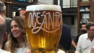 Cerveza Oceánic