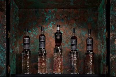 Colección completa de Black Bowmore
