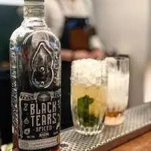 Black Tears Spiced Rum