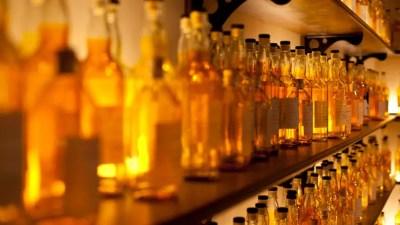 La industria del whisky