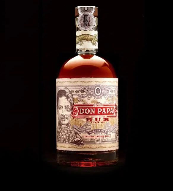 Don Papa Rum: un producto de 1.ª calidad de Filipinas en lotes pequeños