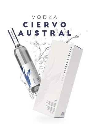 Vodka Ciervo Austral