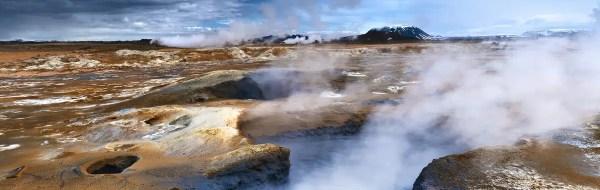 Laenergía geotérmica